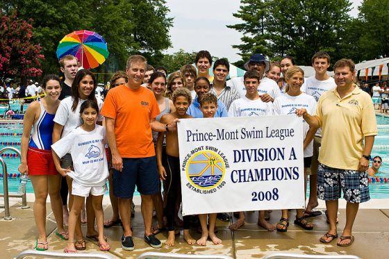 Prince Mont Swim League